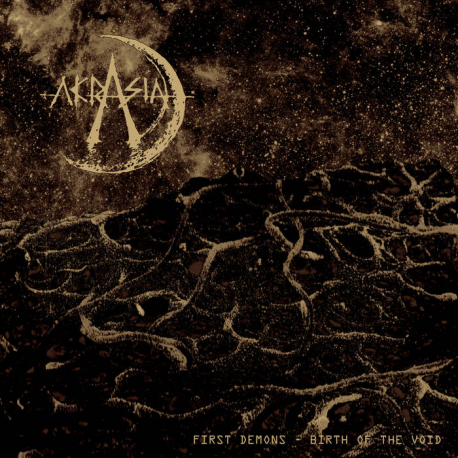 AKRASIA - First Demons - The Birth Of The Void LP