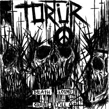 TORTÜR - Death Looms Graves Fill Lp