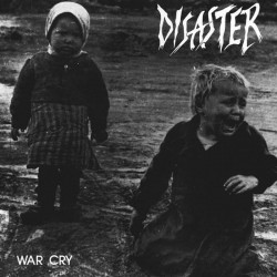 DISASTER -  War Cry 12' + Flexi