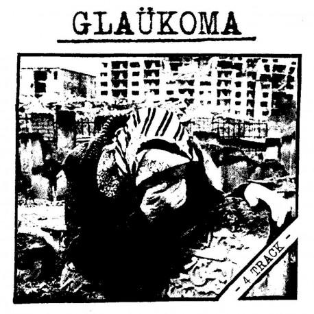 """GLAÜKOMA - 4 Track Flexi 7"""""""