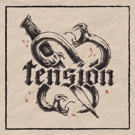 TENSION - s/t Lp