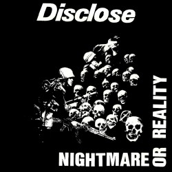 DISCLOSE - Nightmare or Reality 12""