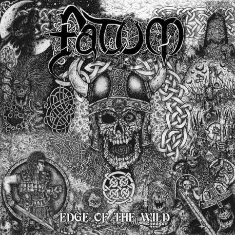 FATUM - Edege of the Wild LP