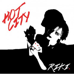 "RIKI - Hot City Maxi 12"" (2nd press Red)"