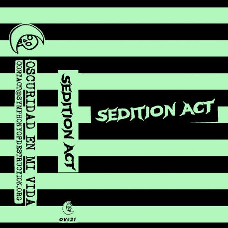SEDITION ACT - Demo 2019 CS