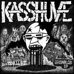 """KASSHUVE - Grisablod E.P. 7"""""""
