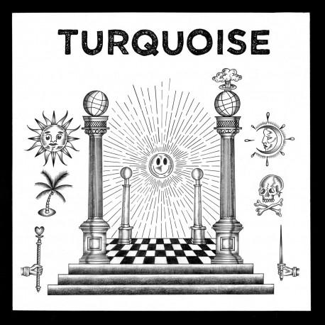 "TURQUOISE - Hantise 12"" (Pre-order)"