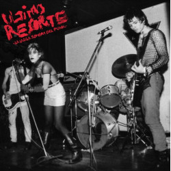 ULTIMO RESORTE - La Larga Sombra Del Punk LP