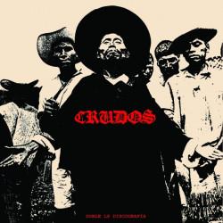 LOS CRUDOS - Doble Discografía 2xLP (restock)
