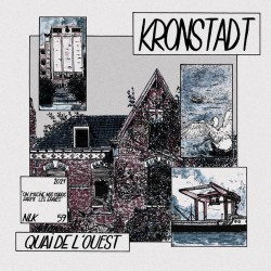 KRONSTADT - Quai de l'ouest  LP