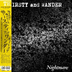 NIGHTMARE - Thirsty And Wander LP