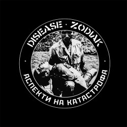"""DISEASE / ZODIAK - Split 7"""""""