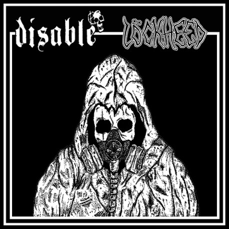 """DISABLE / LOCKHEED - Split 7"""""""