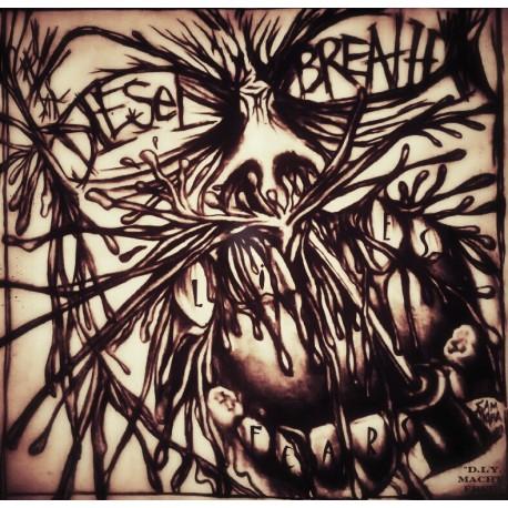 DIESEL BREATH - D.I.Y marcht freï Lp