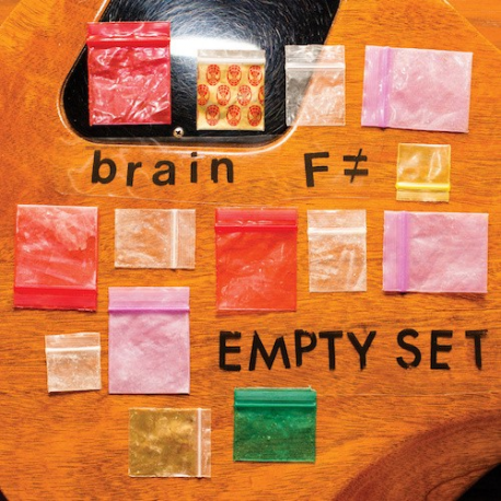 BRAIN F≠ - Empty Set 12""